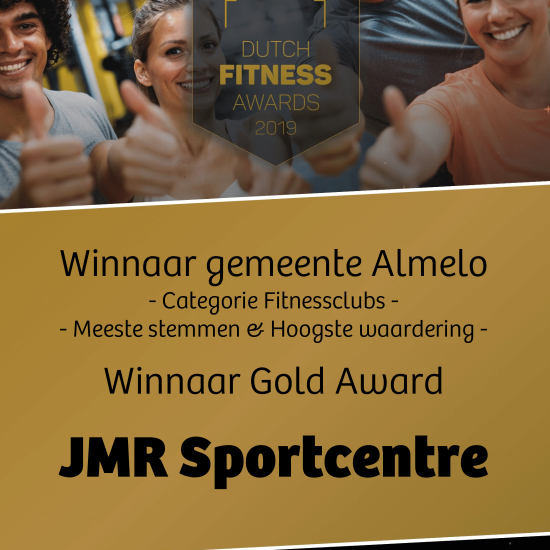 Dutch Fitness Award